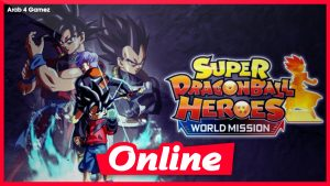 Download Super Dragon Ball Heroes: World Mission (+ 3 DLCs + Multiplayer) [FitGirl Repack]