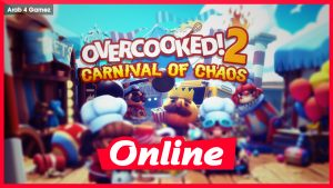 Download OVERCOOKED 2 CARNIVAL OF CHAOS + ONLINE STEAM V2
