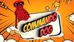 Download Commando Dog-HOODLUM