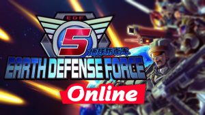Download Earth Defense Force 5-CODEX + DLC Unlocker-CODEX + ONLINE