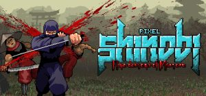 Download Pixel Shinobi Nine demons of Mamoru-ALI213