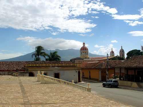 GranadaSteps نيكاراجوا