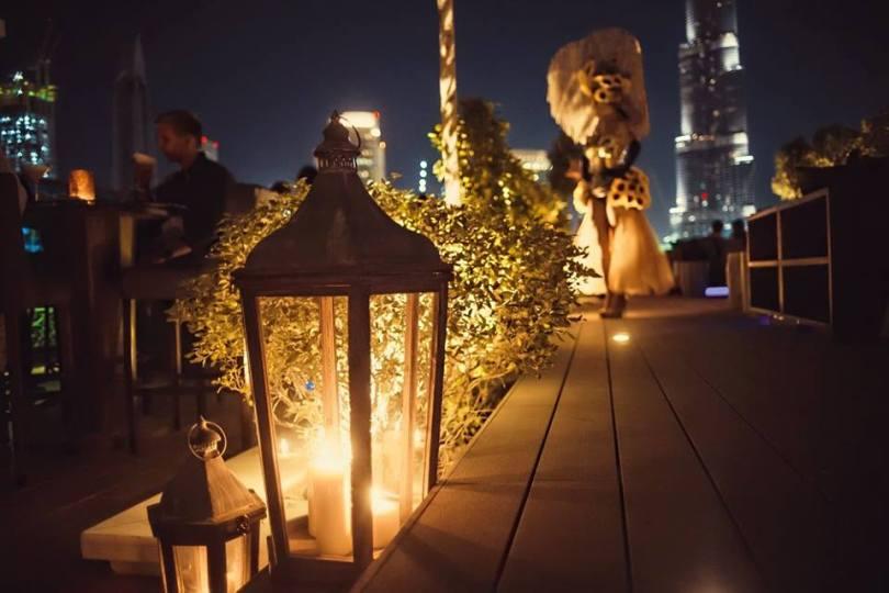 استراحة منزل الشجرة في دبي