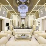 صور من داخل أفخم جناح فندقي بالعالم