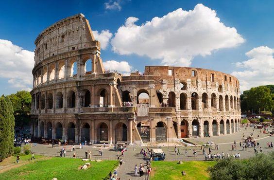 السياحة فى روما