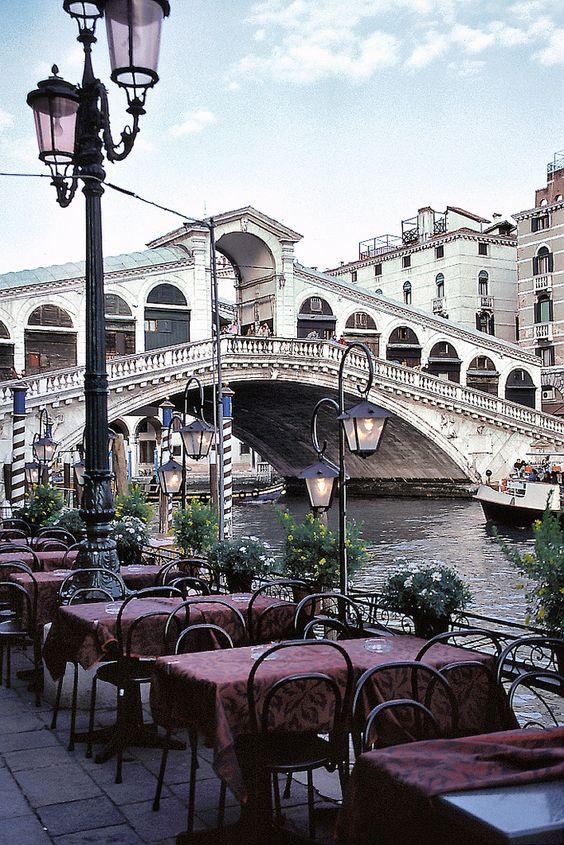 جسر ريالتو البندقية