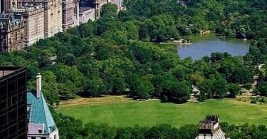 حديقة سنترال بارك نيوريورك