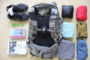 ملابس السفر
