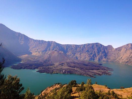 بحيرة Segara Anak