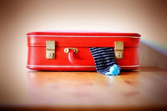 امتعة السفر