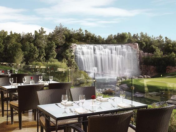 مطعم Wynn The Country Club