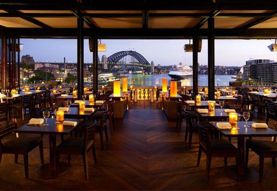 مطعم Cafe Sydney