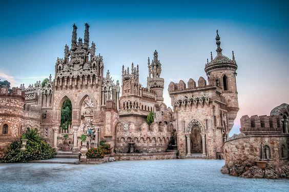 قلعة Colomares