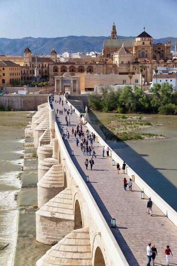 الجسر الروماني