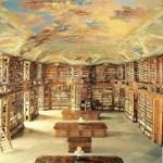 تقرير حول اجمل صور مكتبات العالم