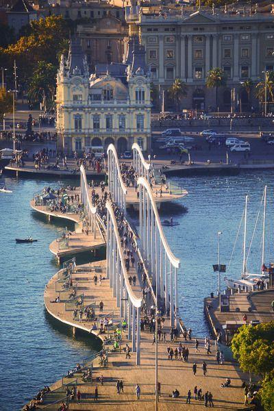 ميناء برشلونة Port Vell