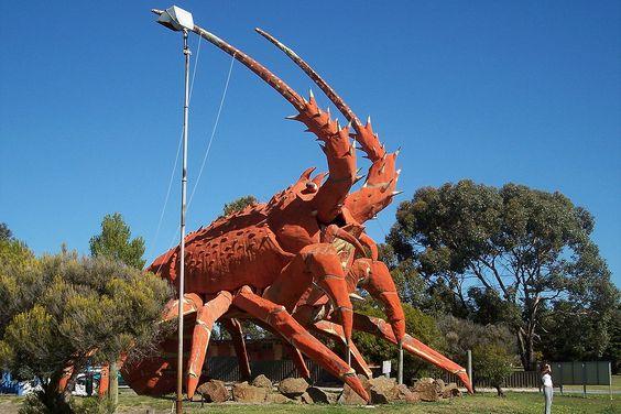 The Big Lobster, SA