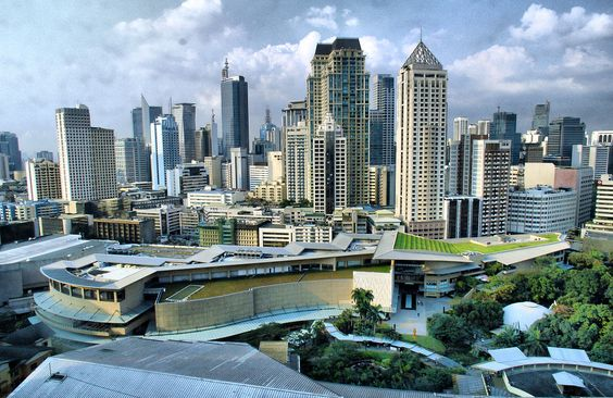 مدينة مانيلا