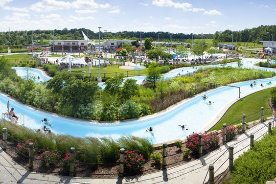 حديقة مونون المائية