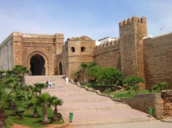 قصبة الوداية فى المغرب