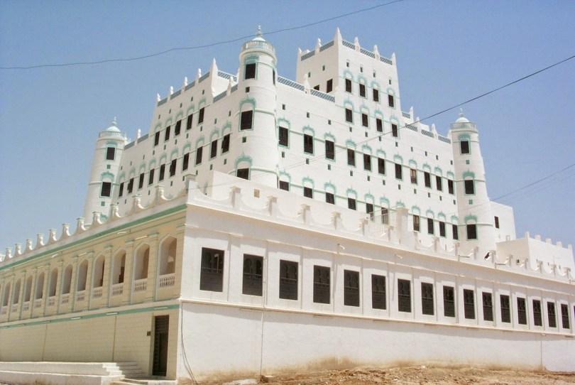 قصر السلطان الكثيري