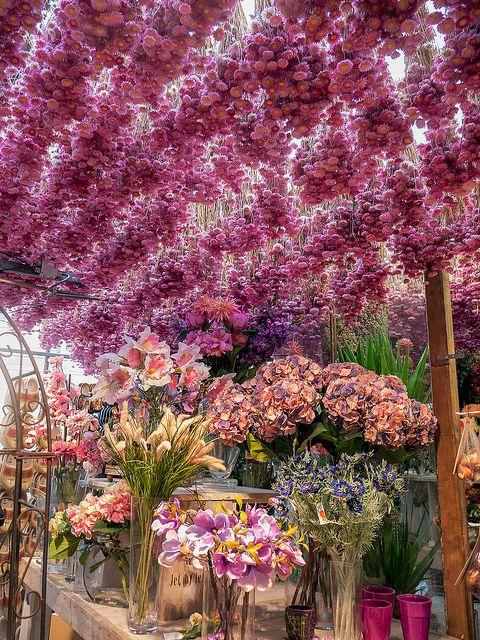 سوق الزهور