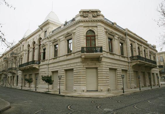 متحف أذربيجان التاريخي