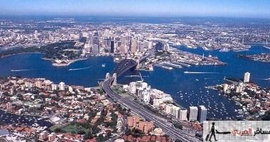 الاماكن السياحية فى استراليا