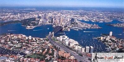 افضل الاماكن السياحية في استراليا