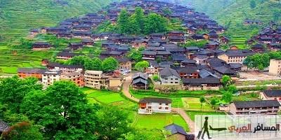 السياحة في الصين