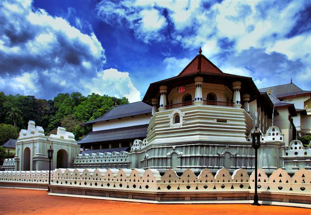 ماليجاوا معبد السن