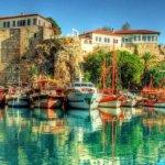 السياحة التركية:مدينة قرقلر إيلي و جزيرة الاميرات