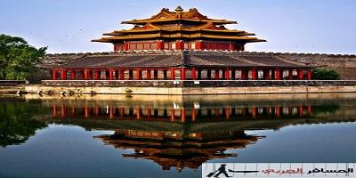الاماكن السياحية في الصين