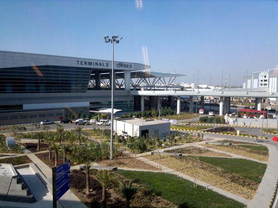 مطار أنديرا غاندي