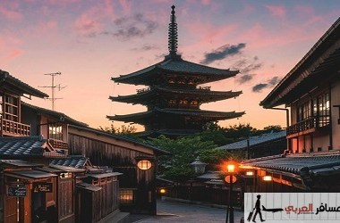 الاماكن السياحية في اليابان