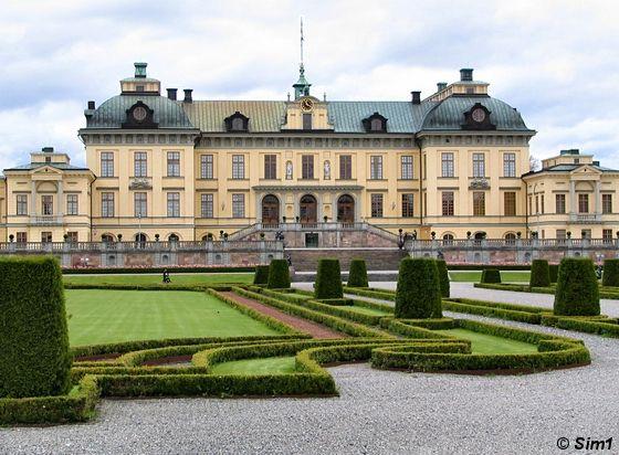 القصر الملكى
