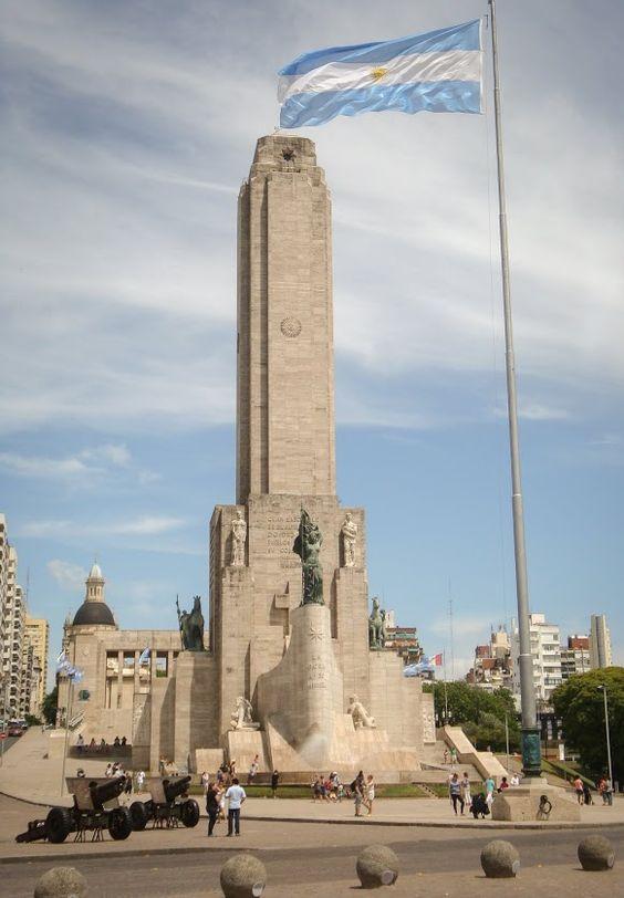 النصب التذكارى في الارجنتين