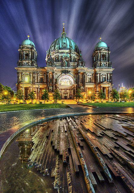 جزيرة المتاحف فى برلين