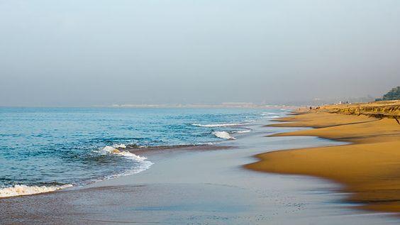 شاطئ كولام