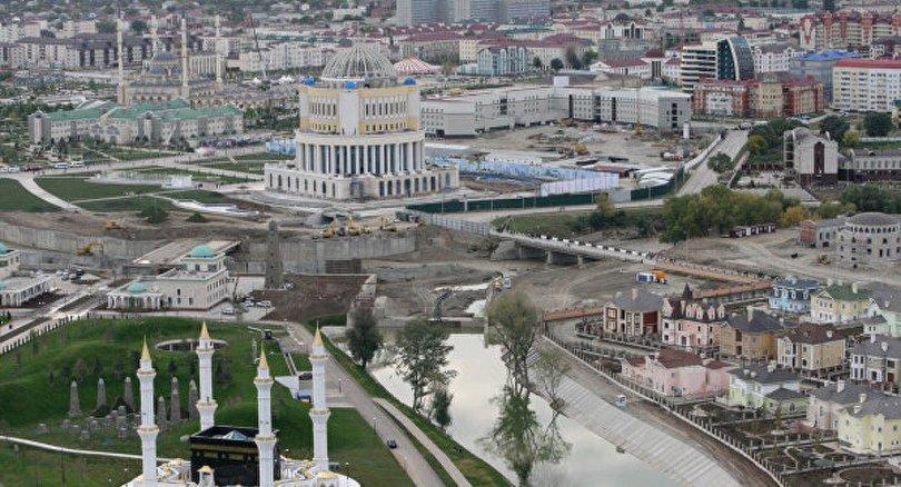 عاصمة الشيشان غروزني