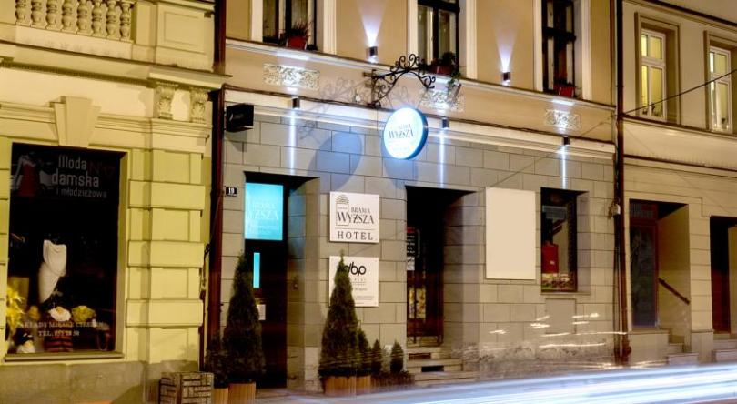 فندق Hotel Wyższa Brama