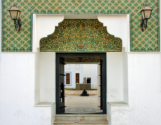 قصر الحصن