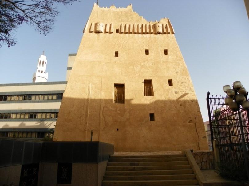 قصر الشدا