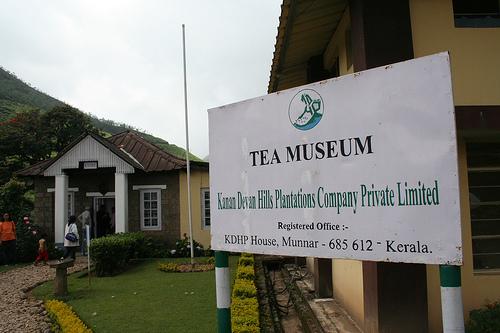 متحف الشاى