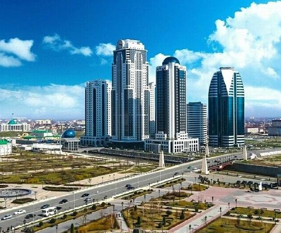 مجمع مدينة غروزني
