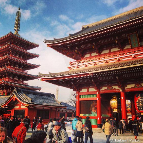 معبد Senso-ji