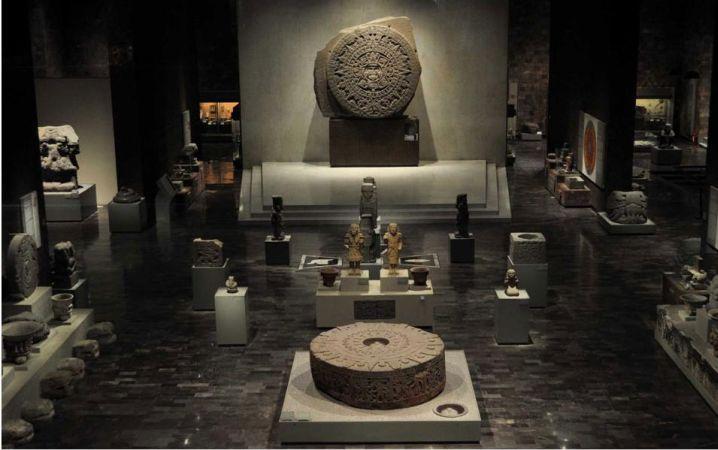 المتحف الوطني للأنثروبولوجيا في المكسيك
