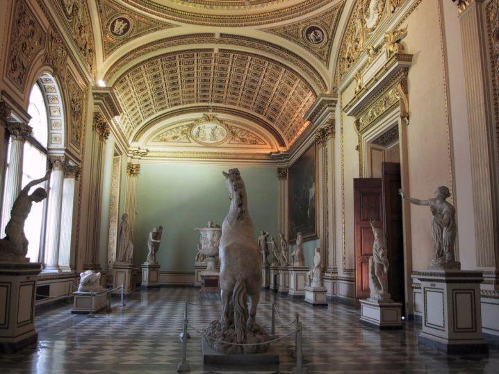 معرض أوفيزي في فلورنسا