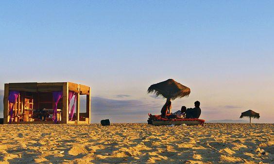 Beach of Zahara de los atunes, Cadiz