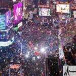 شاهد مظاهر احتفالات رأس السنة 2017 فى جميع دول العالم